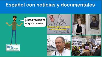 Español con noticias y documentales