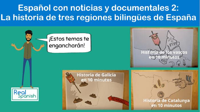 Español con noticias y documentales 2