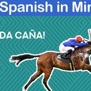 Real Spanish in Minutes. «A toda caña» and other Spanish expressions about speed