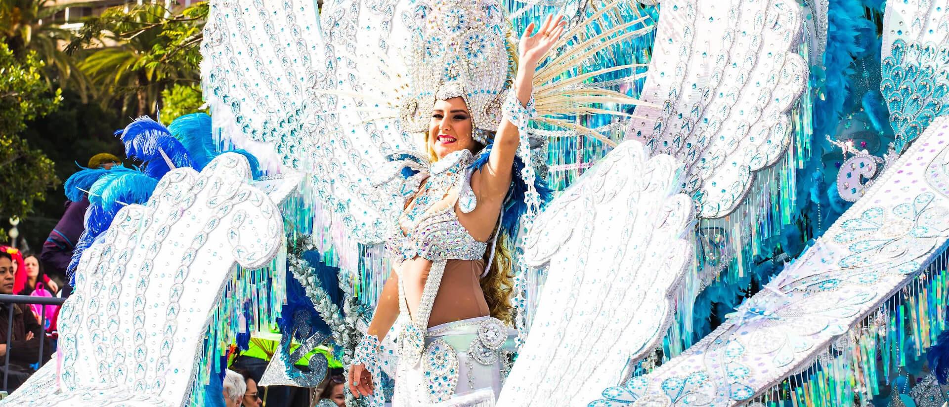 carnaval mundo hispánico