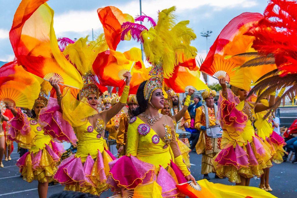 Carnival Santa Cruz de Tenerife 2
