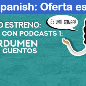Real Spanish in Minutes: ¡Es una ganga!