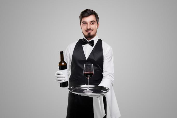 Trabajo de camarero