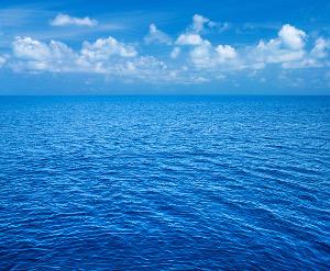 La mar de