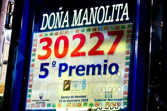 Doña Manolita loterias del estado