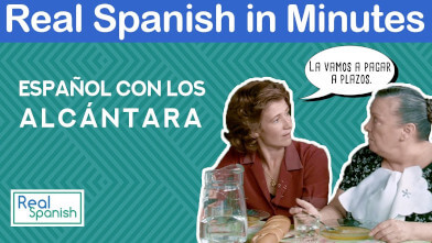 Spanish in minutes - Alcántara