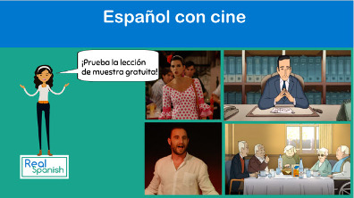Español con cine