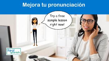 Mejora tu pronunciación