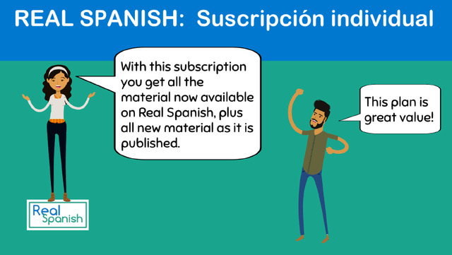 Individual subscription