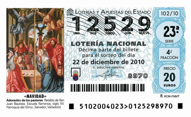 The Big One: The Christmas Lottery in Spain