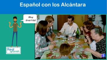 Español con los Alcántara