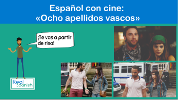 Español con cine 2 - 8 Apellidos vascos