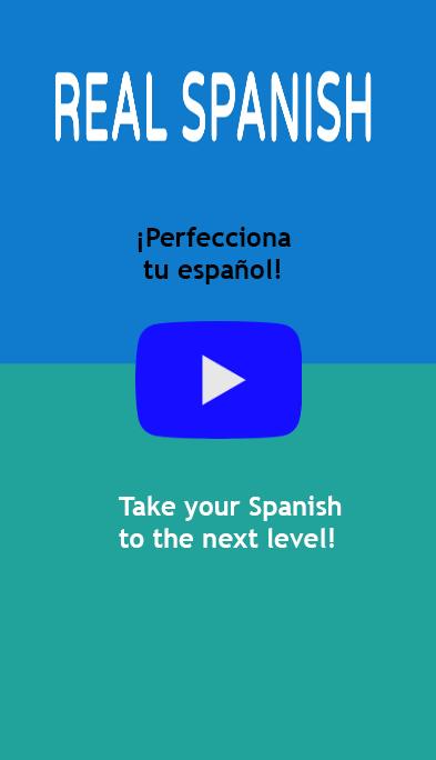 Presentación Real spanish