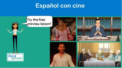 Spanish with Cinema
